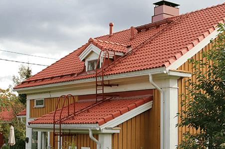 Kattoturvatuotteet ja sadevesijärjestelmät
